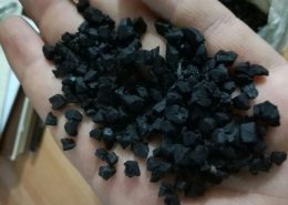 Sale price rubber granules