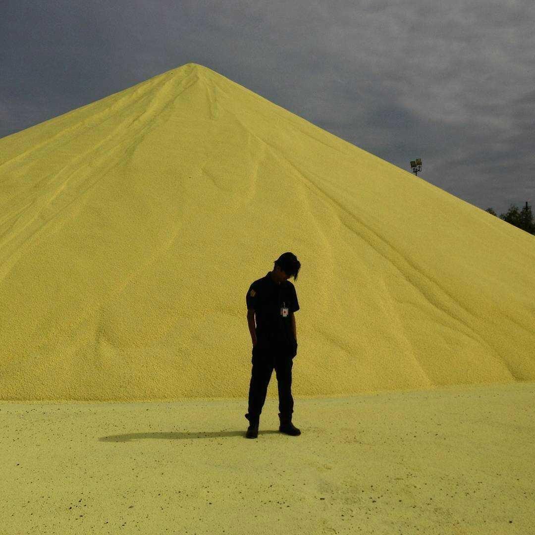 Sales price of Sulfur Export Granular Date