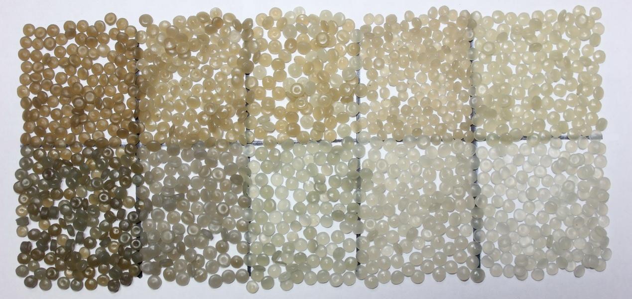 LDPE film granules