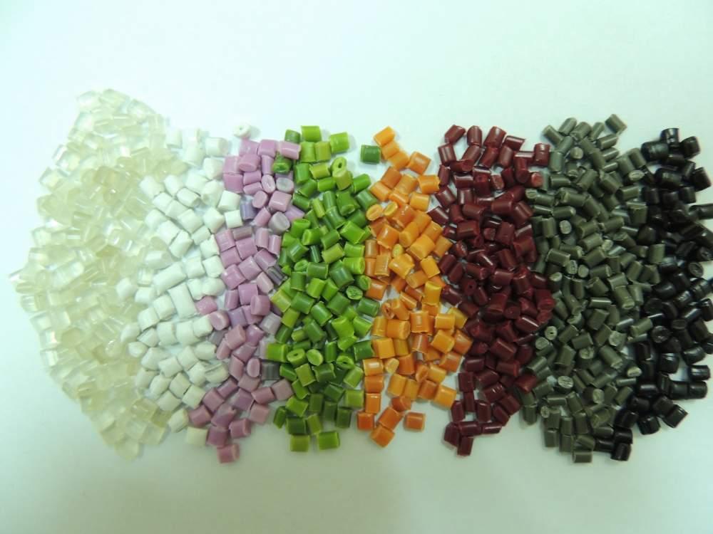 PVC granules medical grade