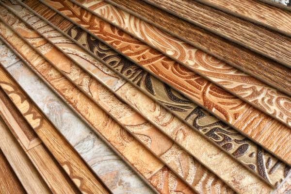 wood plastic granules