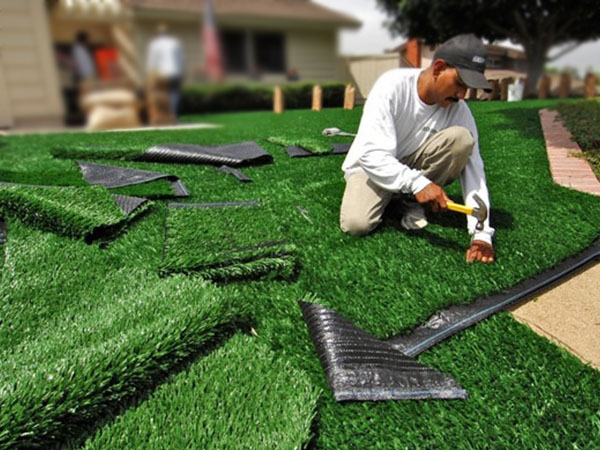 Sale of rubber granules artificial turf production
