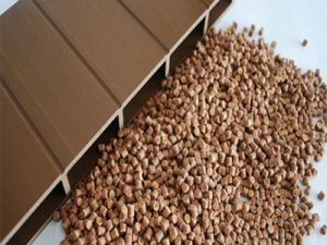 Sale of PVC Granulated Wood Plast Base